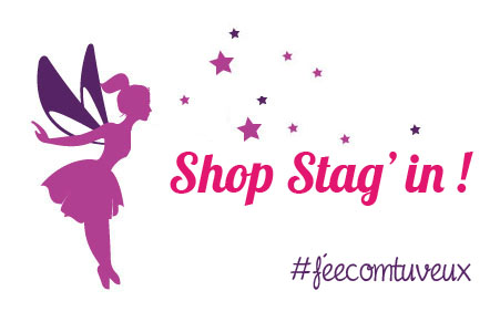 shop stagin par #féecomtuveux