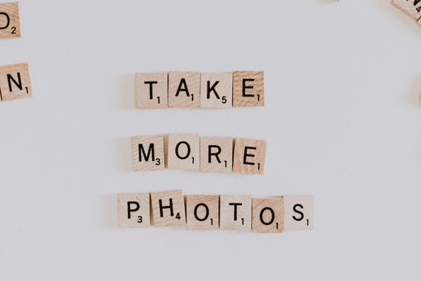 prenez plus de photos pour créer des story instagram