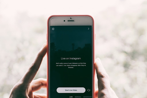 Comment faire un Live Instagram